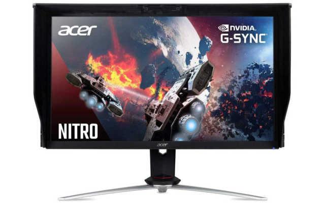 Acer Nitro XV273K Pbmiipphzx