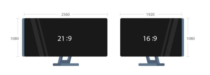 monitor curvo ultrawide ou widescreen