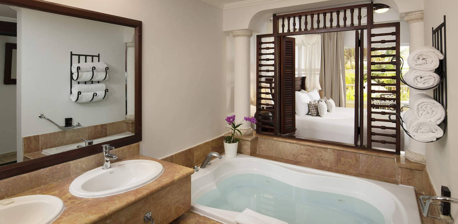 Then the meliá caribe beach hotel is. The Level Grand Suite Melia Caribe Beach Resort