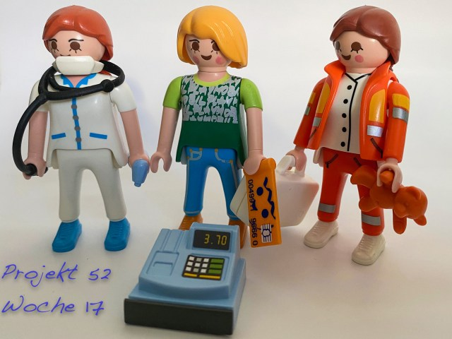 Playmobil Charity Aktion, Projekt 52 Woche 17