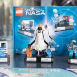 Frauen in der NASA von Lego