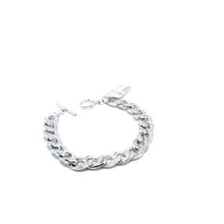 bracciale donna argento zirconi