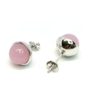 orecchini donna Madì argento e pietre