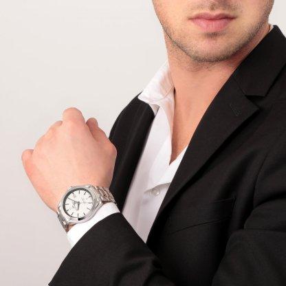 Orologio uomo acciaio acciaio minerale Blaze Philip Watch R8253165007