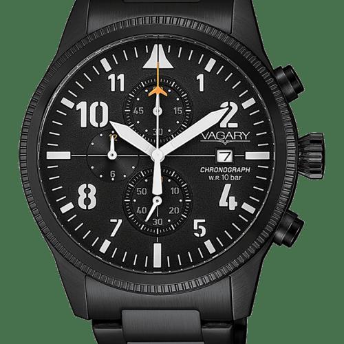 Orologio uomo Vagary Rockwell Acciaio VA1-145-51