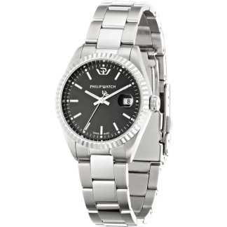 Orologio unisex acciaio acciaio zaffiro Caribe Philip Watch R8253107510