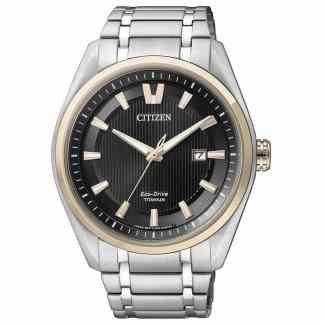Orologio Citizen Uomo Super Titanio 1240 AW1244-56E