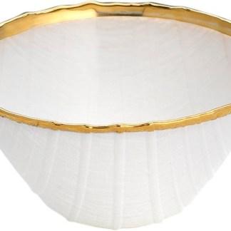 Piatto  vetro oro   Argenesi 4.000013