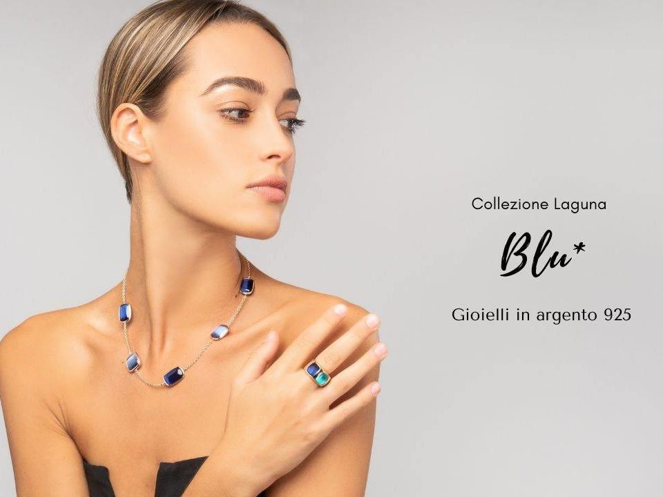 collezione laguna blu-
