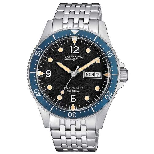 Orologio uomo Vagary G.Matic Acciaio IX3-319-51