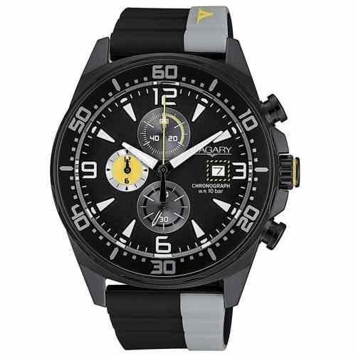 Orologio uomo Vagary Acqua39 Crono Acciaio VA1-048-50