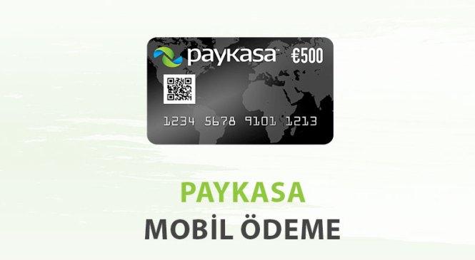 Paykasa Mobil Ödeme