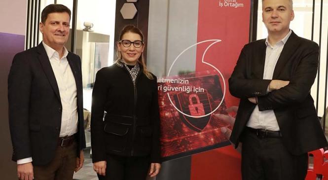 Hibrit bulut ilk kez Vodafone'da