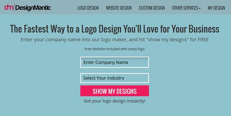 DesignMantic ile Logo Yapmak