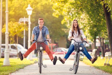 Happy Couple - Encino homes