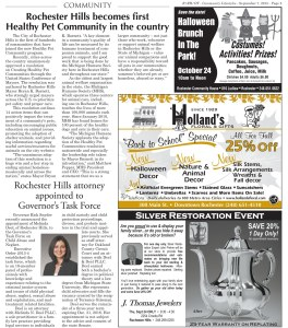 Community Lifestyles Page 5 - Sept. 7, 2015