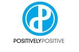 positively positive logo