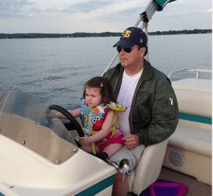 Mike Caulk and Presley Ann