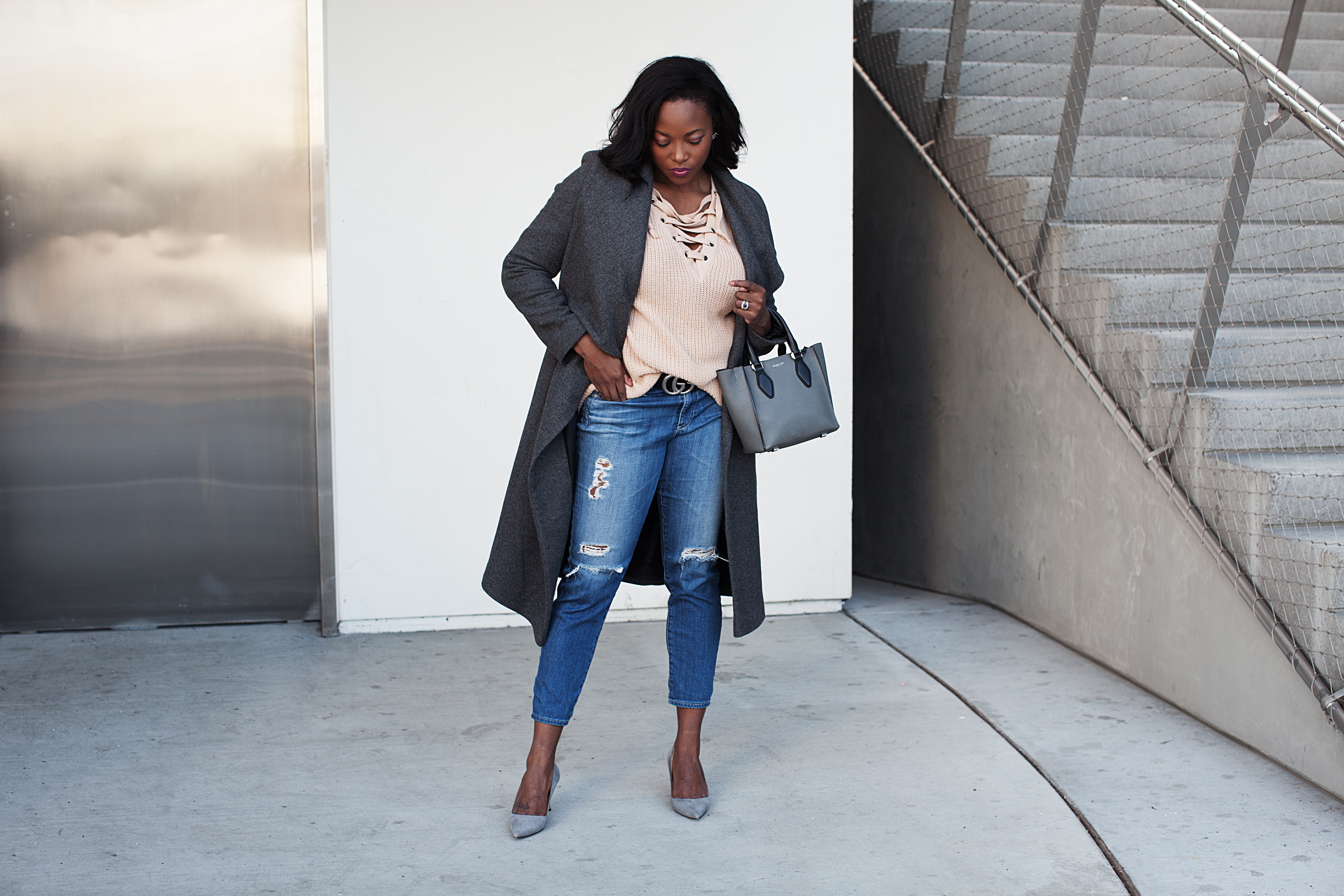 ag-jeans-and-tie-sweater-grey-heels