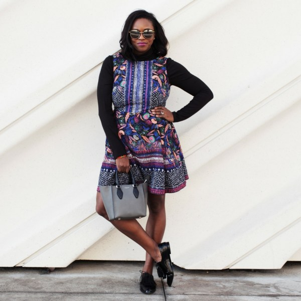 saloni-shift-dress-gentle-monster-sunglasses-tassle-shoes
