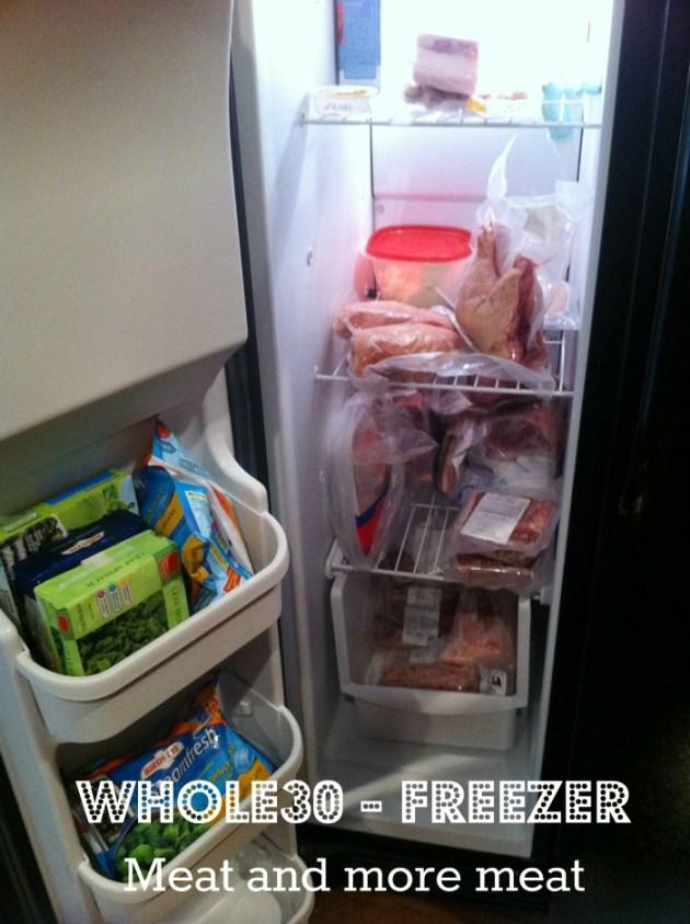 whole30-freezer