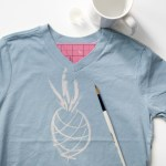 3 fun things to do with bleach tee shirt designs i for How to bleach designs into shirts