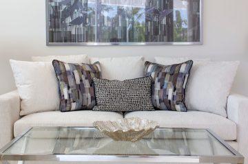 Bedroom Sofa Detail