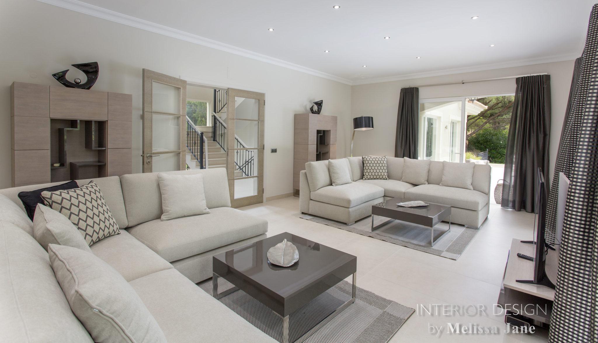 Lounge - Living Room Design