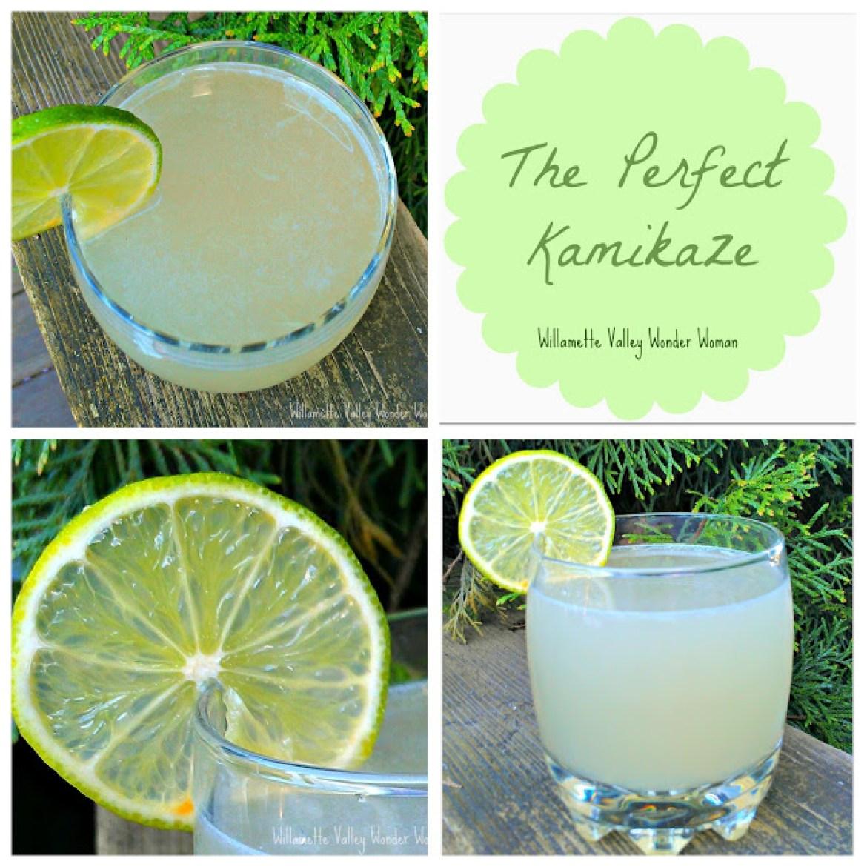 kamikaze cocktail drink