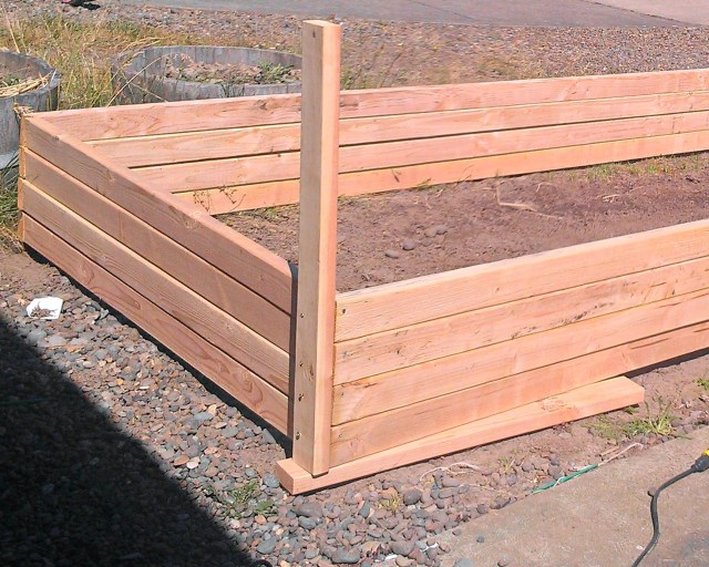 How to Build a Raised Garden #FreshNaturally #Shop #Cbias