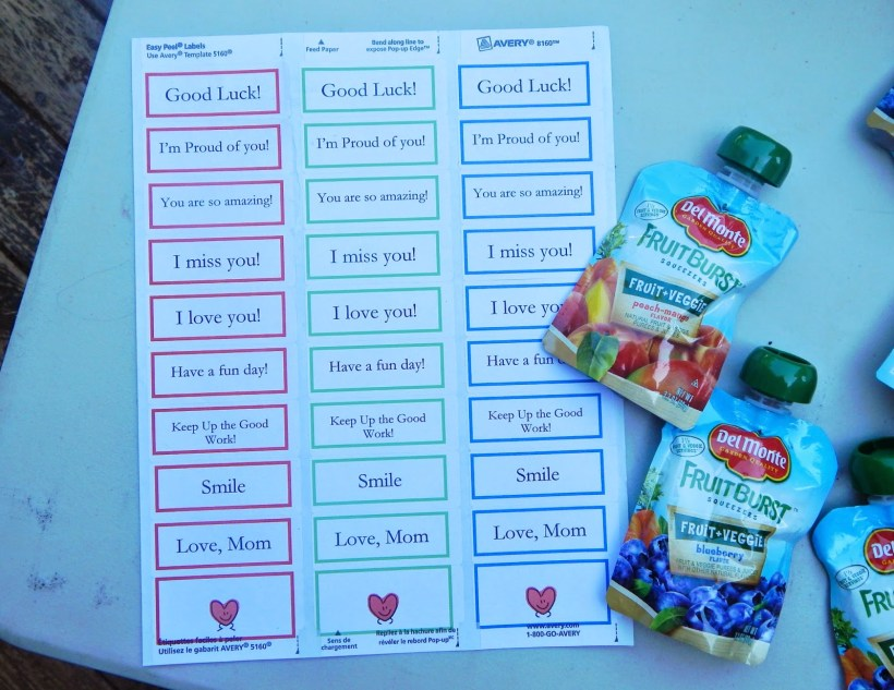 printable lunch note