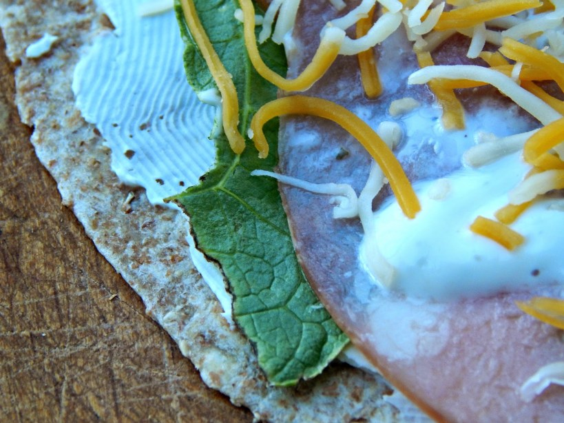 Easy Meat and Cheese Wraps #PackedWithSavings #cbias #shop