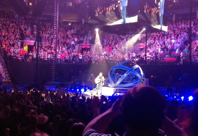 Garth Brooks Concert in Portland