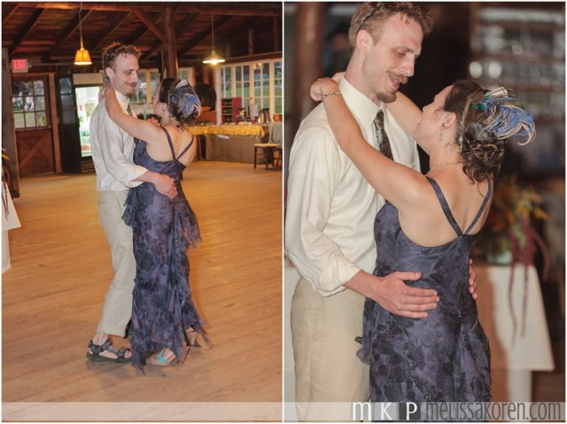 1920's Rustic Wedding Ogontz NH0023