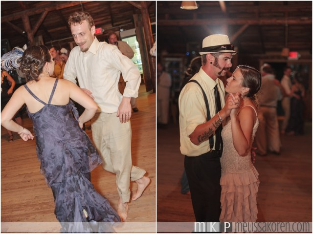1920's Rustic Wedding Ogontz NH0027