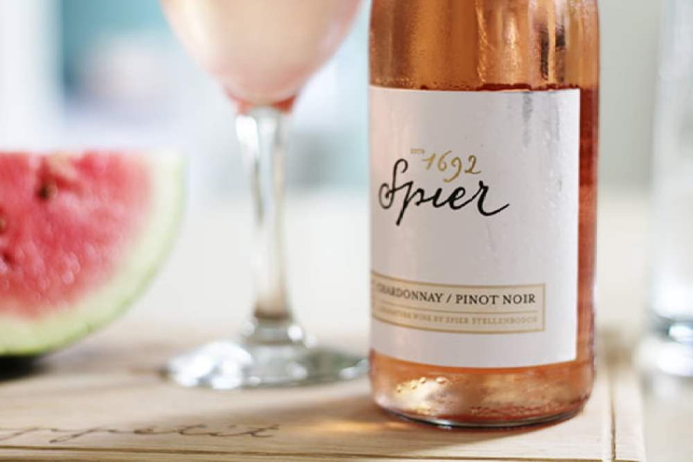 Summer cocktail with Spier by Melissa Louise