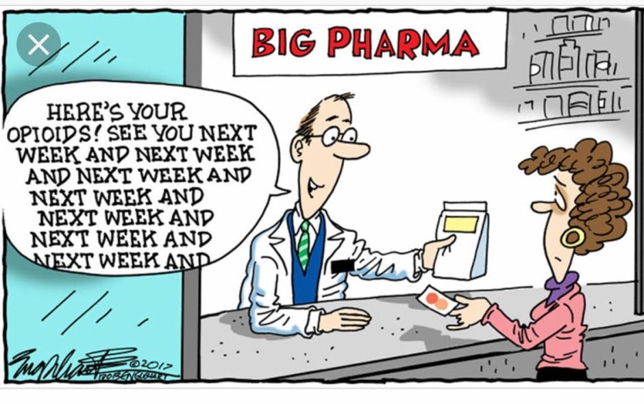 How to beat Big Pharma