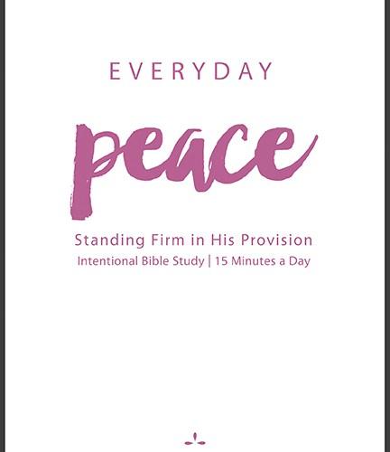 Everyday Peace Bible Study