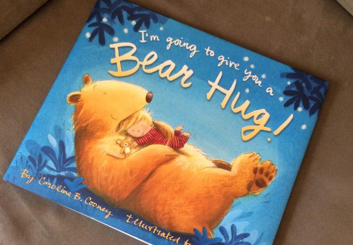 Who Doesn't Want a Bear Hug?