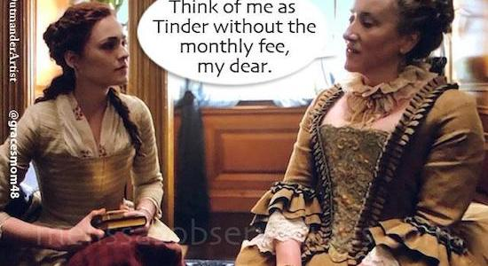 #Outlander recap, #IfNotForHope is up wherein #Jocasta matchmakes like a champ, #LordJohnGrey makes me want to beg #Starz for a spinoff & #BriannaFraser acts just like a MacKenzie.