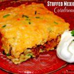 Stuffed Mexican Cornbread
