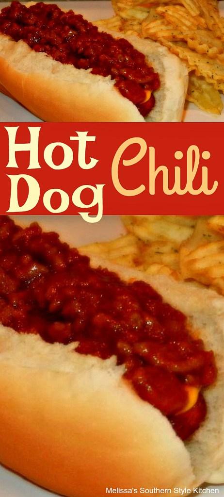 Hot Dog Chili