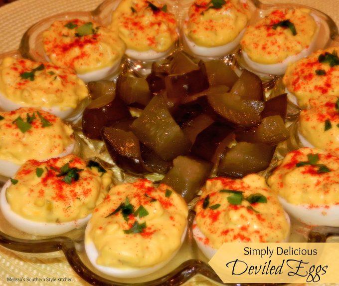 Simply Delicious Deviled Eggs