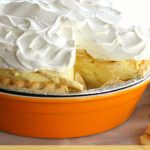 Mile High Banana Cream Pie