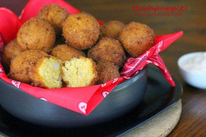 Hushpuppies Melissassouthernstylekitchencom