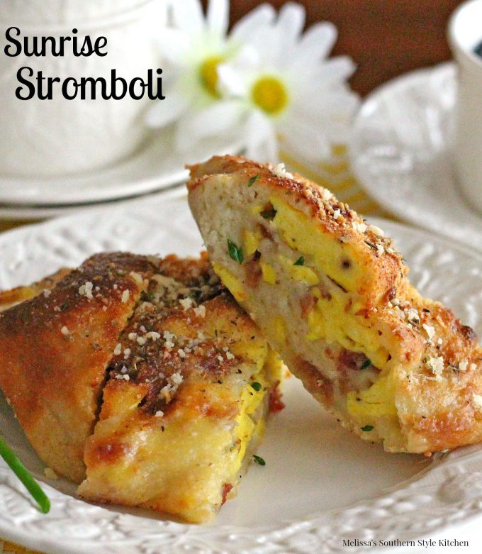 Sunrise Stromboli
