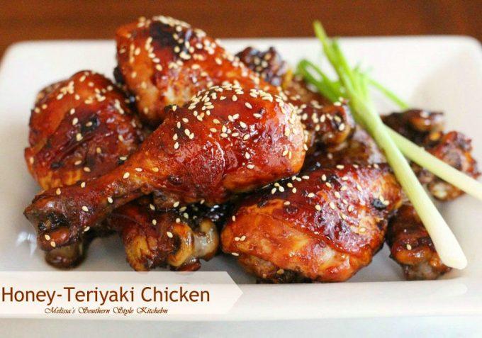 Honey-Teriyaki Chicken
