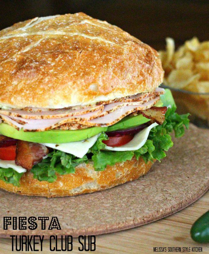Fiesta Turkey Club Sub