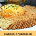 Pineapple Cheeseball