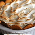 Old Fashioned Banana Pudding